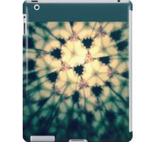 Black Rose Petals iPad Case/Skin