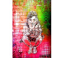 Banksy Photographic Print
