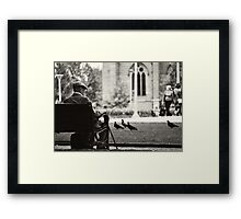 Days Gone By... Framed Print