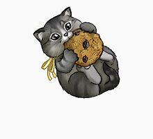 Oatmeal Cookie Kicking Kitty, Kitten Tea Party Unisex T-Shirt