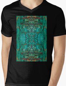 Aya Forest Mens V-Neck T-Shirt