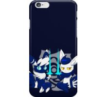 Meowstic Couple iPhone Case/Skin