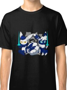 Meowstic Couple Classic T-Shirt