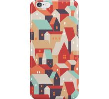 Little town. iPhone Case/Skin