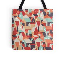 Little town. Tote Bag