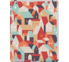 Little town. iPad Case/Skin