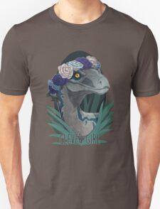 Clever Girl - Blue T-Shirt