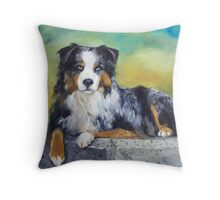 CH Mistrettas Mi Amigo Magica CD - My Magic Friend Throw Pillow