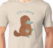 Platypi Don't Lie Unisex T-Shirt