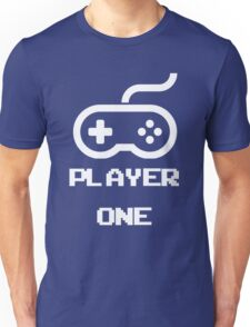 Player One  Unisex T-Shirt