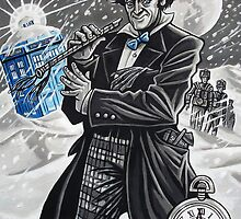 The Second Doctor by Raine  Szramski