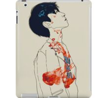 Oh the Fire iPad Case/Skin