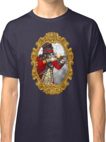 42nd Regiment Highland Soldier in the British Army Classic T-Shirt