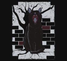 Edgar's Cat by teeshell