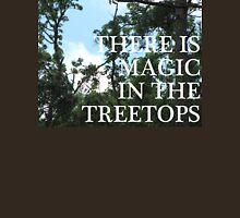 Magic Treetops (Sky and Brambles) Unisex T-Shirt