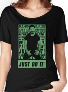 JUST DO IT! Women's Relaxed Fit T-Shirt
