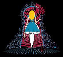 Spinning Wonderland by Corinna Djaferis