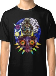 Majora's Mask Stained Glass Classic T-Shirt