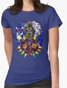 Majora's Mask Stained Glass T-Shirt