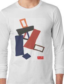 Blocks Long Sleeve T-Shirt