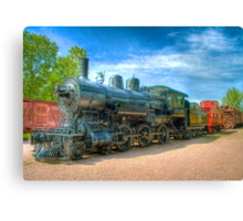 Engin 2645 (side view) Canvas Print