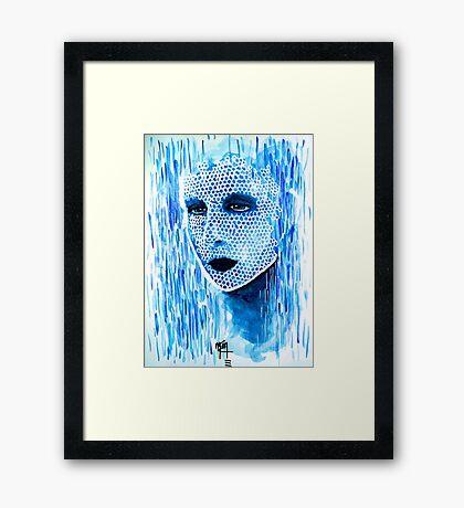 Indogene Framed Print