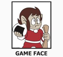 Alex Kidd - Game Face by hotcheeto89