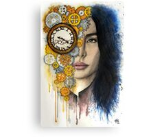 Time Will Tell Canvas Print