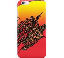 Eldritch Sunset  iPhone Case/Skin