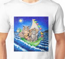Owl & the pussycat Unisex T-Shirt