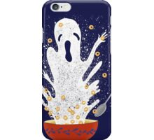 Haunted Breakfast iPhone Case/Skin