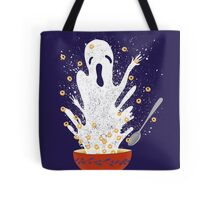 Haunted Breakfast Tote Bag