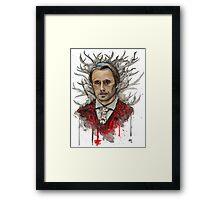 Shika (Hannibal) Framed Print