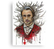 Shika (Hannibal) Canvas Print