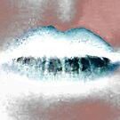 Lips Inverted by Sarah Bentvelzen