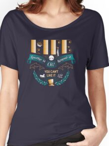 Marvin On Life Women's Relaxed Fit T-Shirt