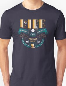 Marvin On Life Unisex T-Shirt