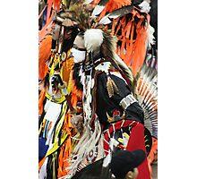 Blackfoot Fancy Dancer Photographic Print