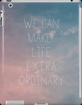 Extraordinary I by GalaxyEyes