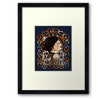The Mother of Time Travel Framed Print