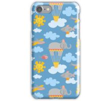 Flying Circus iPhone Case/Skin