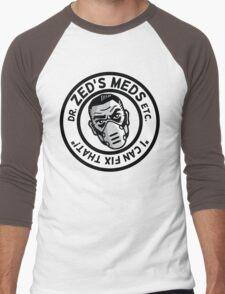 Zed's Meds Men's Baseball ¾ T-Shirt