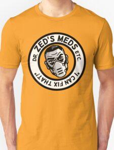 Zed's Meds Unisex T-Shirt