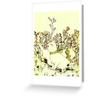 Kittens, lazying about... Greeting Card