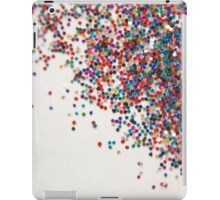 Fun II (NOT REAL GLITTER - photo) iPad Case/Skin