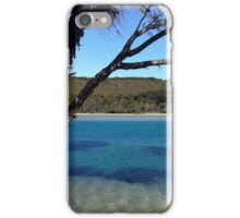 Wooli Blliss - Wooli River, Queensland, Australia iPhone Case/Skin