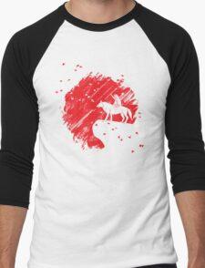 Rising San Men's Baseball ¾ T-Shirt