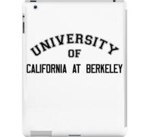UNIVERSITY OF CALIFORNIA AT BERKELEY iPad Case/Skin