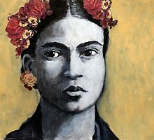 FRIDA KAHLO by jillohjill