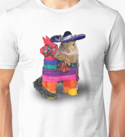 Mexican Squirrel Unisex T-Shirt